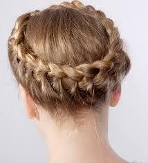 Hochsteckfrisuren Selber Machen Halblange Haare by Einfache Hochsteckfrisuren Selber Machen Mit Bildern Asktoronto Info
