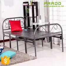 Single Bed Designs Foldable Metal Folding Wall Bed Metal Folding Wall Bed Suppliers And