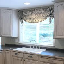 kitchen window treatment ideas valance wooden valance ideas build window treatments kitchen