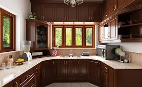 Kitchen Designs Kerala Interesting Inspiration Modern Kitchen Design Kerala Small In