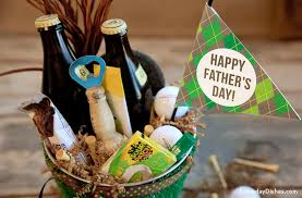 fathers day gift basket golf themed s day gift basket everyday dishes diy
