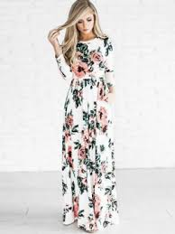 cheap long sleeve casual dresses maxi gowns online tidebuy com