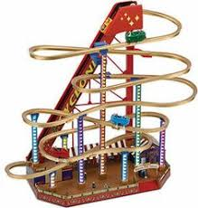 1 64 scale loopster roller coaster die cast diecast tree ornament