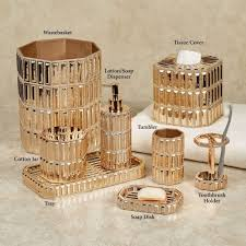 Silver Bathroom Set Gold Bathroom Accessories Sets Home Design Styles