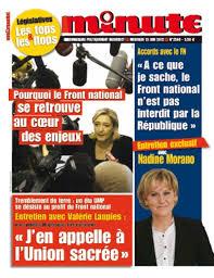 La candidate UMP Nadine Morano succombe sous le charme d'un imitateur du N°2 du F.N... dans Vive le blog citoyen