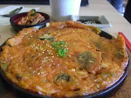 cuisine cor馥nne recette food cuisine du monde recette de crêpe au kimchi jeon