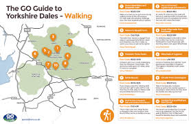 Map Of Yorkshire England by 10 Walking Routes In Yorkshire Dales To Try Go Outdoors Blog