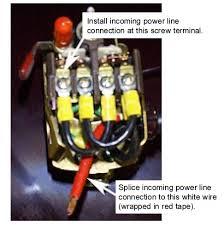 quincy compressor wiring the garage journal board