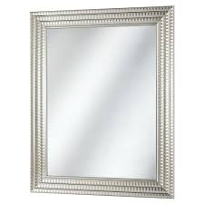 Why Do Bathroom Mirrors Fog Up by Home Decorators Collection 22 In X 27 In Framed Fog Free Wall