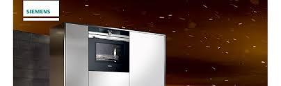 designer mikrowelle siemens cm633gbw1 iq700 backofen elektro 45 l integrierte