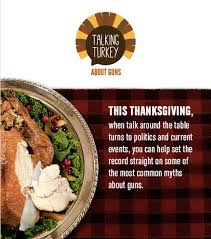 bloomberg anti gun releases thanksgiving conversation guide