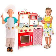 jeux chef de cuisine bois chef cuisine par leomark jeu de rôles jouet marrant
