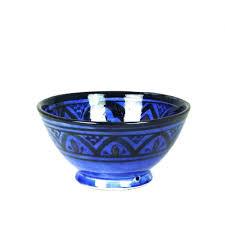 Orientalische Esszimmer Orientalische Marokkanische Keramikschale Keramik Obst Salat Reis