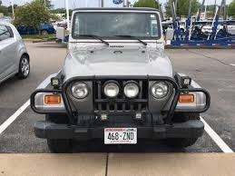 2001 jeep sport engine for sale used 2001 jeep wrangler for sale winona mn 27s07785 vin