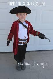 harry hook from descendants 2 kids costume keeping it simple crafts