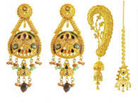 bengali gold earrings 22kt gold earrings collection of indian gold earrings jewelry