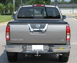 nissan titan utili track pictures of a curt hitch installed on gen ii nissan frontier forum
