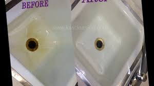 How To Unclog A Bathroom Sink With Baking Soda How To Clean Your Sink With Baking Soda And Dish Soap Youtube