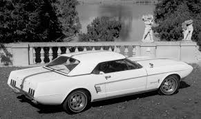 white mustang blue stripes 1963 ford mustang ii concept 1 24 white with blue stripe and