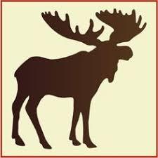 moose template moose tattoos tattoos moose and tatting