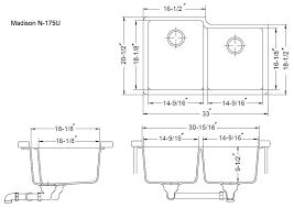 Double Vanity Size Standard Sinks 2017 Standard Size Kitchen Sink Ideas Standard Size