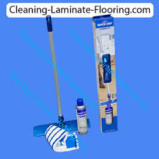 quickstep laminate floor cleaning kit cleaner and mop