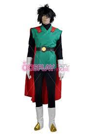Dragon Ball Halloween Costumes Dragon Ball Saiyaman Cosplay Costume Version 01