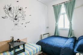 d馗o chambre violet gris appartements en résidence à 9 longtoujing st