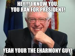 Eharmony Meme - vote bernie sanders latest memes imgflip