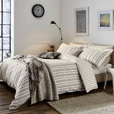 peacock blue loft collection oakley bed linen set charcoal
