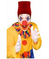 Hip Hop Halloween Costumes Girls Clown Hip Hop Wig Clown Halloween Costumes
