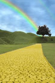 follow the yellow brick road by radielle on deviantart