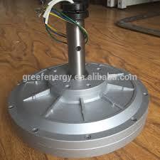 Jual Dinamo Dc Rpm Rendah permanen magnet generator untuk dijual kecepatan rendah generator
