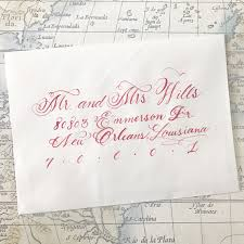inexpensive calligraphy from lisztofletters on instagram wedding