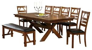 Picnic Style Kitchen Table Farmhouse Table Remix How To Build A - Kitchen table styles