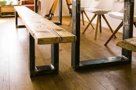 Esszimmertisch Aus Paletten Sitzbank Bank Für Tisch Industriedesign Industrie Design
