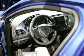 2015 Chrysler 200 Interior 2015 Chrysler 200 First Look Motor Trend