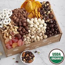 organic fruit basket organic gift basket organic fruit shari s berries