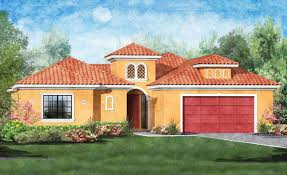 spanish mediterranean homes new homes in orlando ici homes