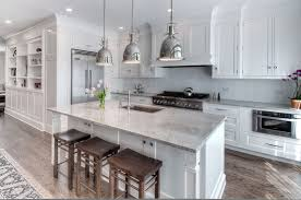 custom white kitchen cabinets kitchen and decor