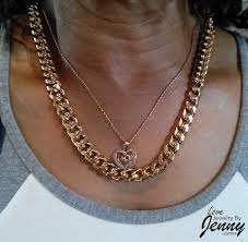 curb link chain necklace images Necklaces name plates men women jewelry lovejewelrybyjenny jpg