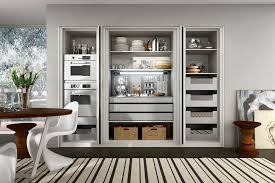 inspiring kitchen design with surprising architecture and concealed kitchen design among glass cabinet door ideas finished with modern decoration small