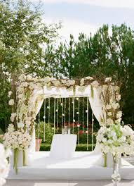 wedding trellis flowers wedding corners