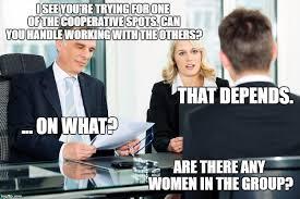 Interview Meme - job interview imgflip