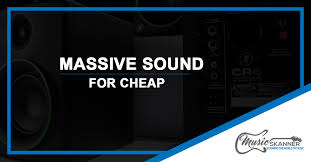 black friday studio monitors 3 of the best studio monitors under 100 which one to get