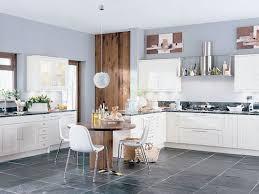 Grey Kitchens Ideas Best Grey Wall Kitchen Ideas 6934 Baytownkitchen Regarding