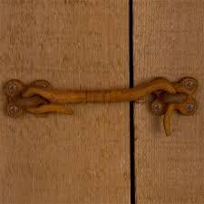 Unique Door Knockers Homemade Large Barn Door Latch U2014 The Homy Design