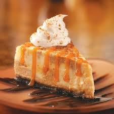 deluxe pumpkin cheesecake recipe taste of home