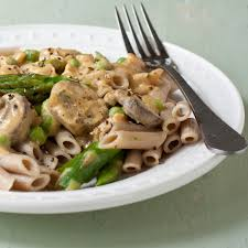cooking light vegan recipes spring veggie penne with lemon cream sauce renovated from cooking