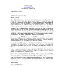 example cover letter teacher images letter samples format